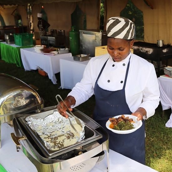 food served at the Luo festival