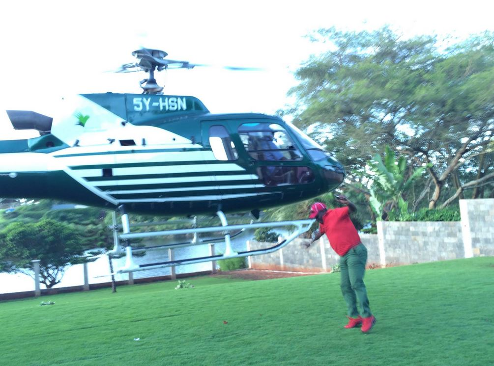 kabogo helicopter