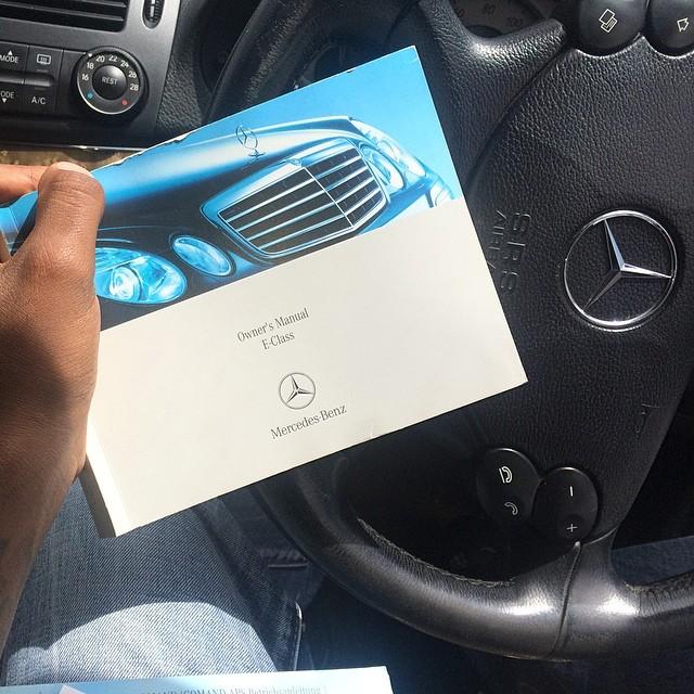 DJ_Creme new car