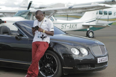 Kenyan Musician Jaguar S List Of Businesses And
