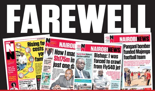 nairobi news newspaper