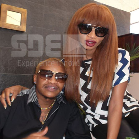 Prezzo and Irene. Courtesy of Pulse