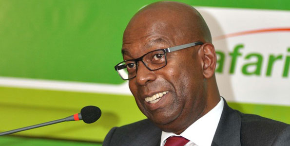 safaricom bob collymore