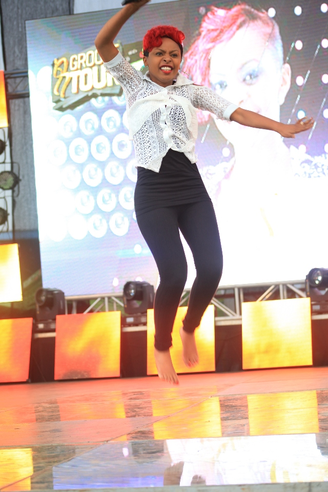 size 8 performance