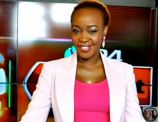 I a celebrity tv presenters showing