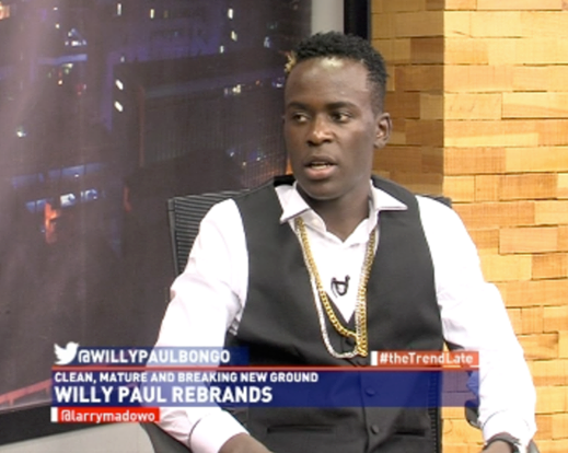 willy paul on the trend