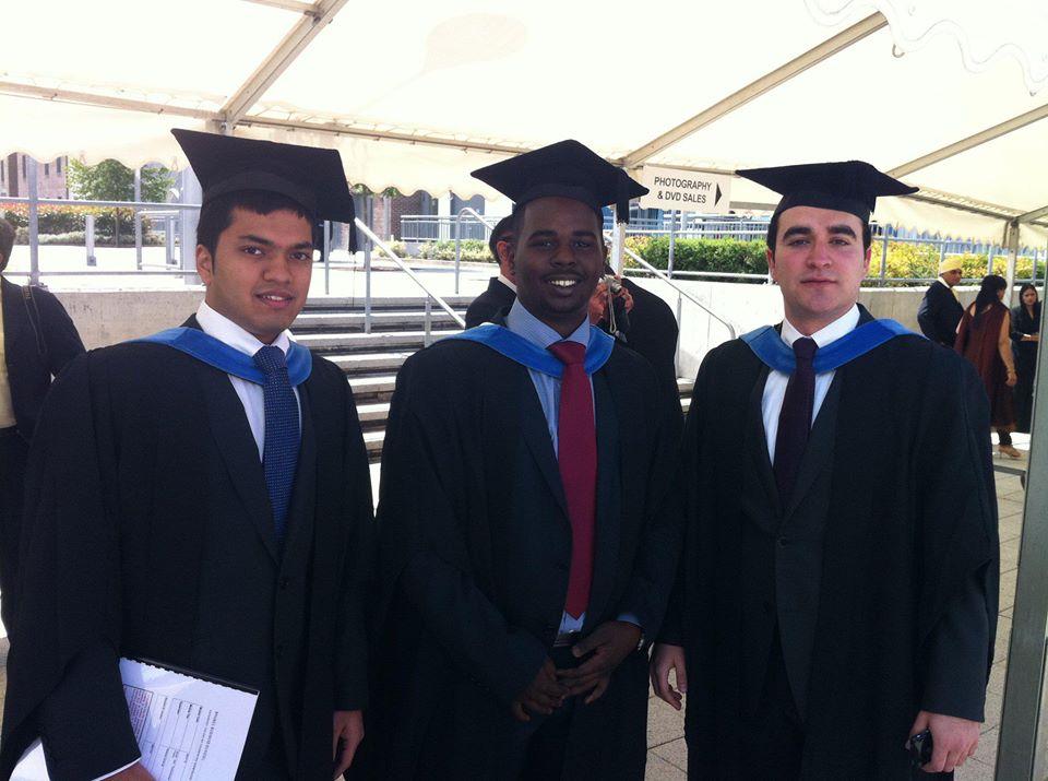 andrew kabogo graduation