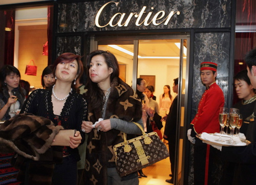 chinese shopping