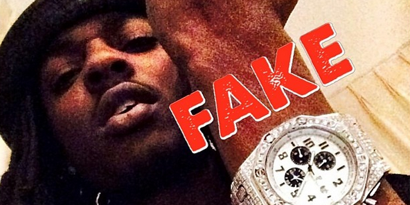Instagram Account That Shows Rappers Who Wear Fake Watches Naibuzz