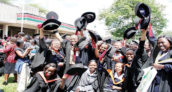 graduation in kenya