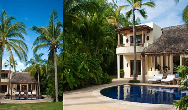Inside Kim Kardashian And Kanye West S Lavish Mexican