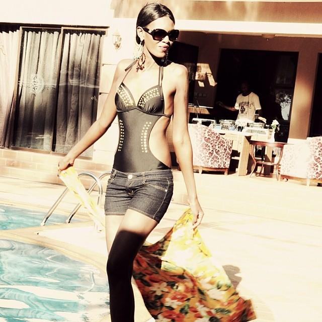 nonnygathoni bikini