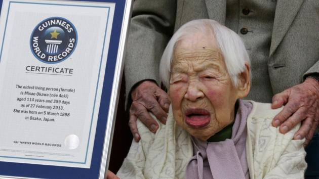 worlds oldest woman