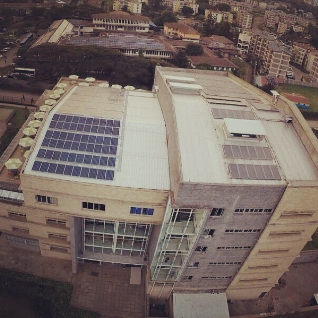 Strathmore University Solar Rooftop Largest In Africa