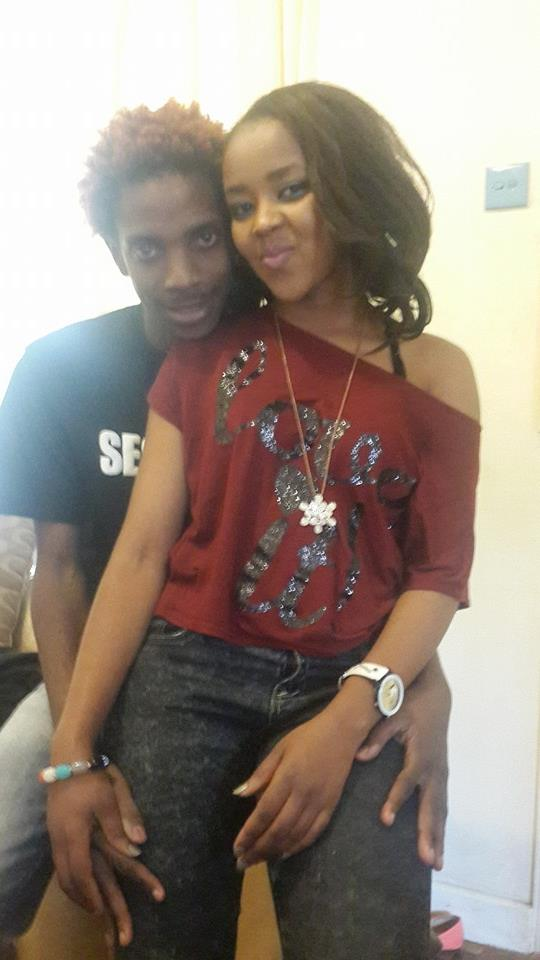 Photo Of Eric Omondi S Girlfriend Naibuzz