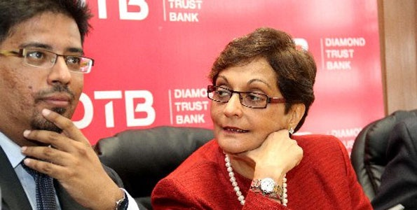 Diamond Trust Bank