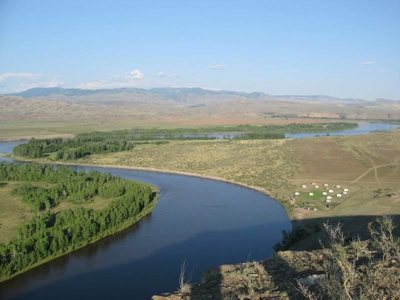Yenisei-River