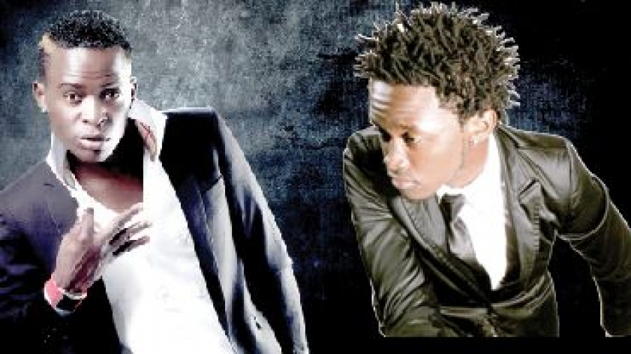 Photo Of Bahati and Willy Paul Before All The Money - Naibuzz
