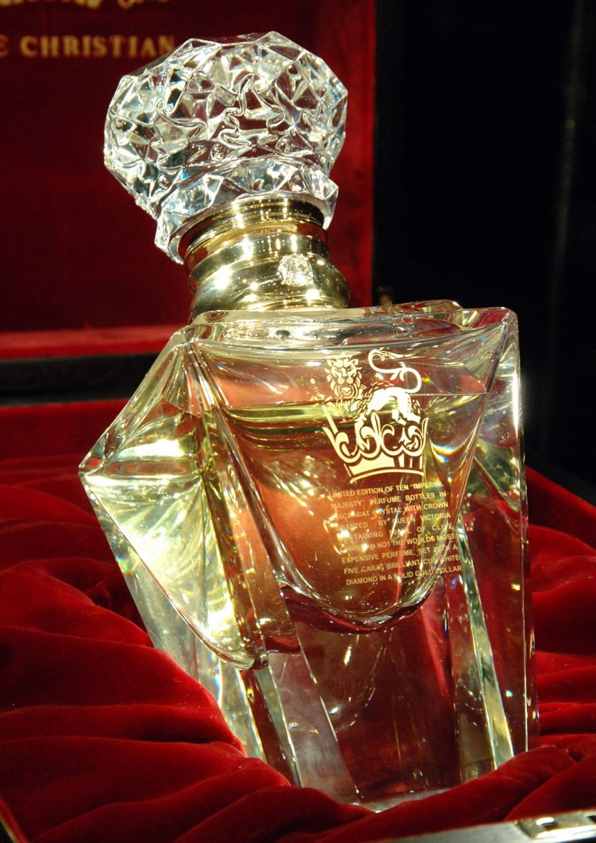 The Most Jaw Dropping Looks From The 2015 Met Gala Red: 10 Most Expensive Perfumes In The World