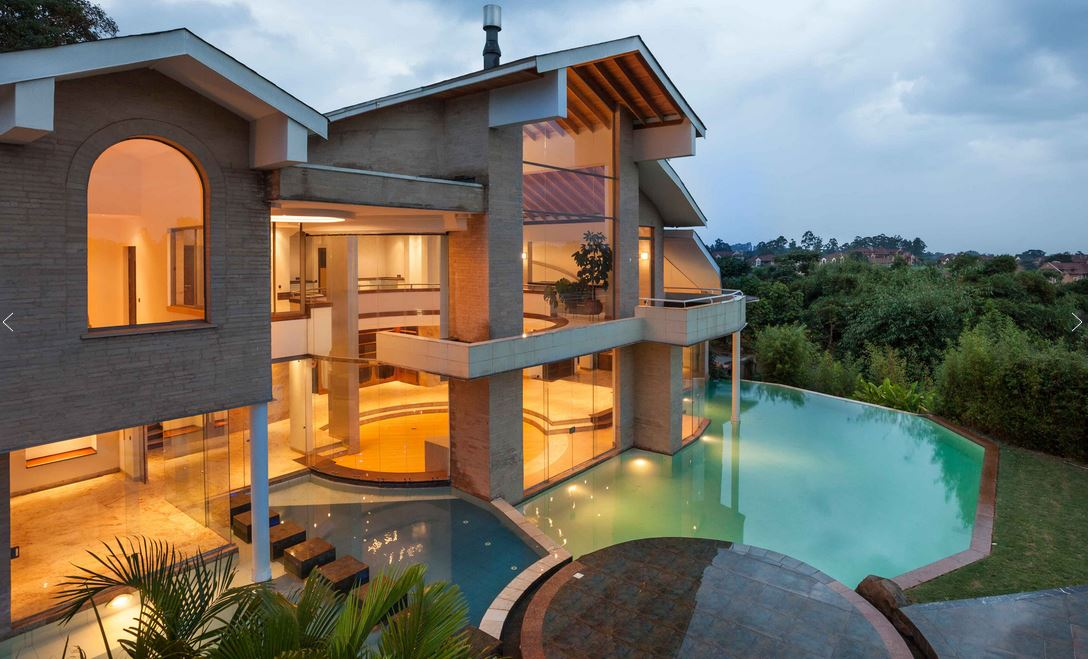 Photos of the most luxurious house in kenya naibuzz for Most luxurious house