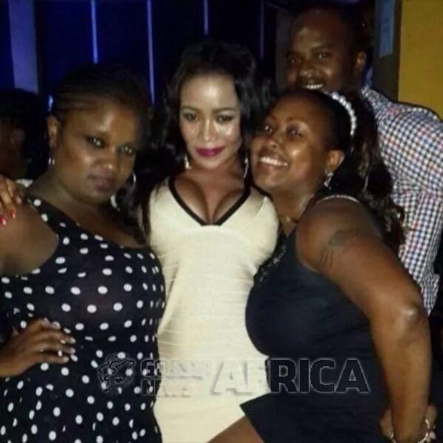 Vera Sidika S Skin Bleaching Gone Really Bad Naibuzz