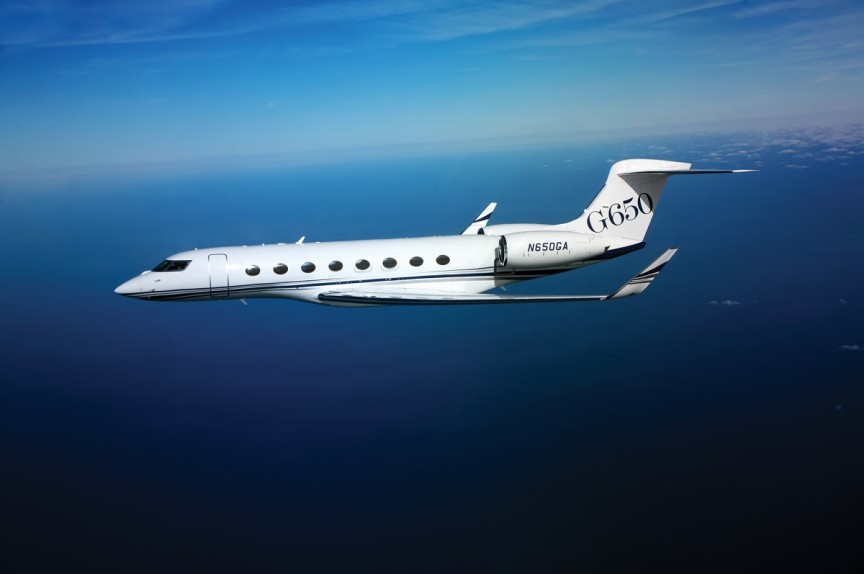 Gulstream-G650