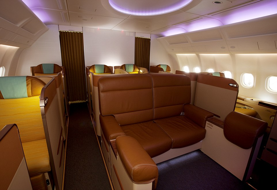 List Of 8 Best First Class Airline Cabins In The World
