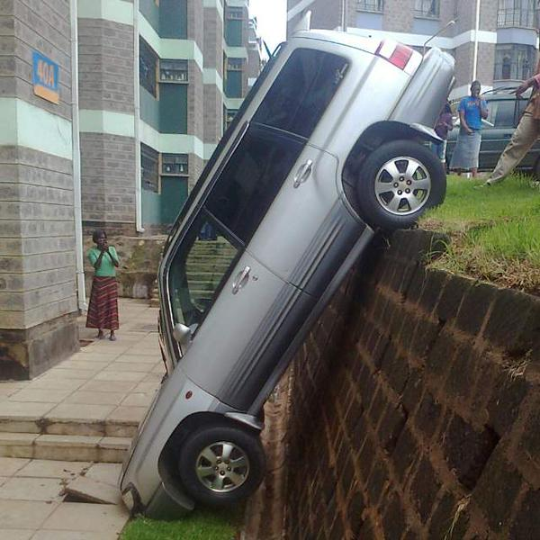 drunk driving in langata