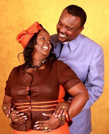 kiuna and wife