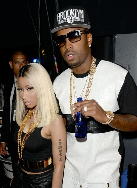 2013 BET Awards - Backstage