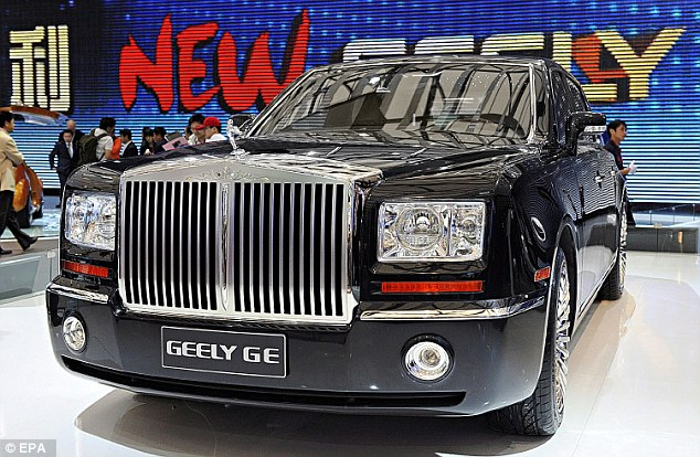 geely gee