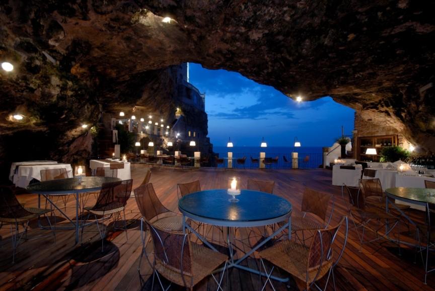 grotta pallazze