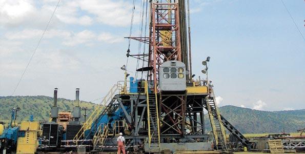 oil mining in kenya