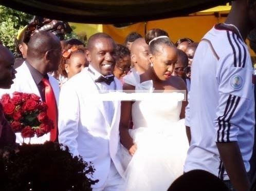 Photos Of Teacher Wanjiku S Wedding Naibuzz