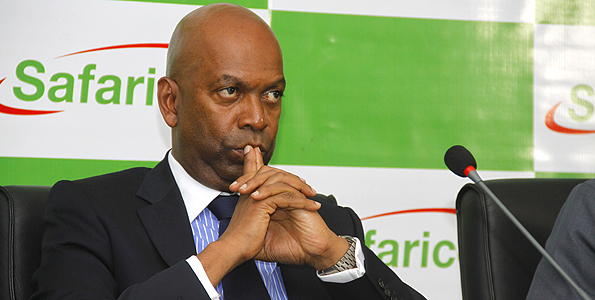 Safaricom-CEO