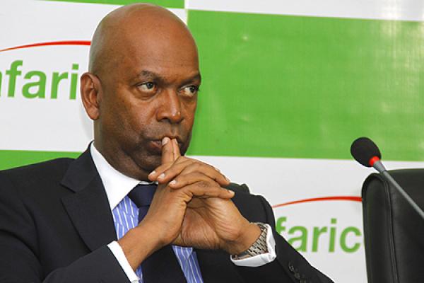 Safaricom-CEO