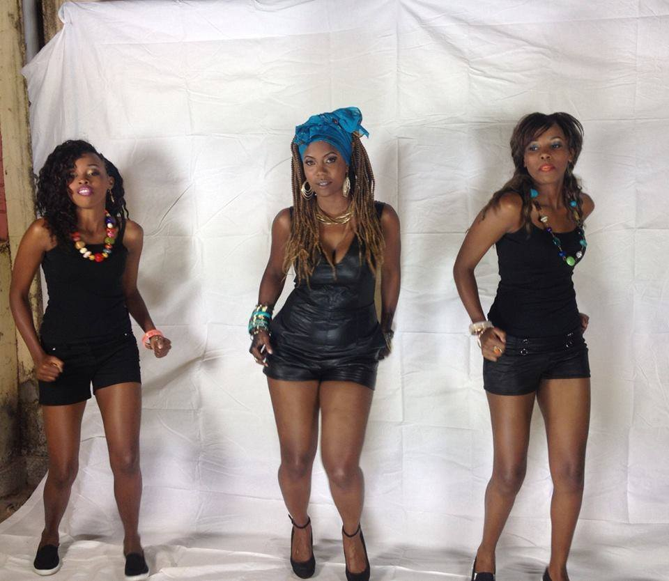 Hot Photos Of Sanaipei Tande From Her Upcoming Video