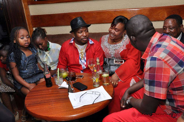 Best Used Family Car >> Throwback Photo Of Mike Sonko and His Wife Before All The ...