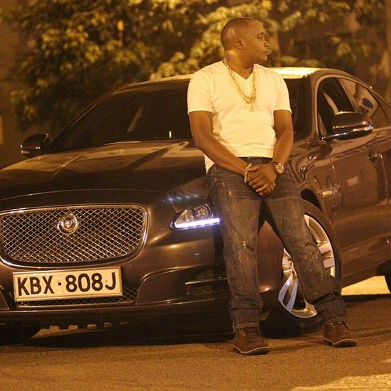 New photos of jaguar 39 s expensive cars at his house naibuzz for Jaguar house music