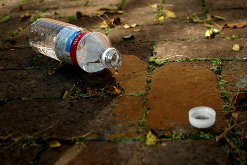 Spilled_Water_Bottle