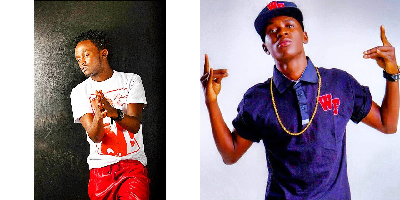 bahati vs willy paul