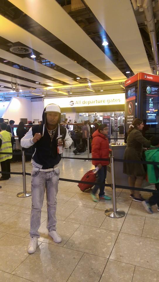 dj mo in london