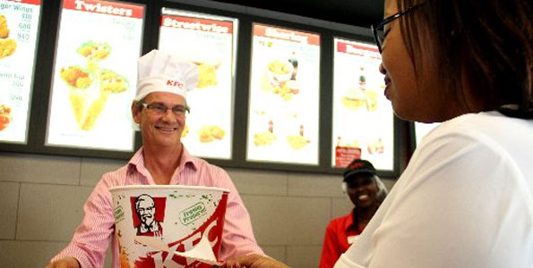 kfc general manager