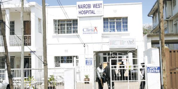 nairobi west hospital