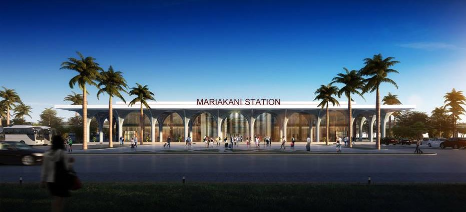 Mariakani Station