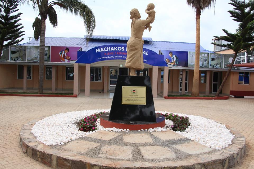 Photos Of The Fascinating Machakos Level 5 Hospital By