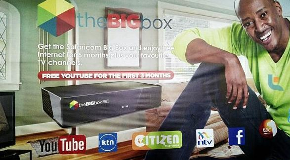 Safaricom Big Box: Price and Data Bundles Prices - Naibuzz