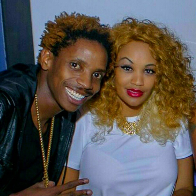 eric omondi and zari hassan