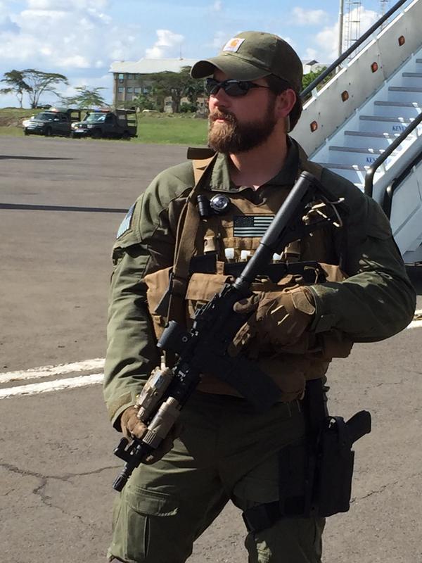 Photos Very Tight Security In Jkia When John Kerry