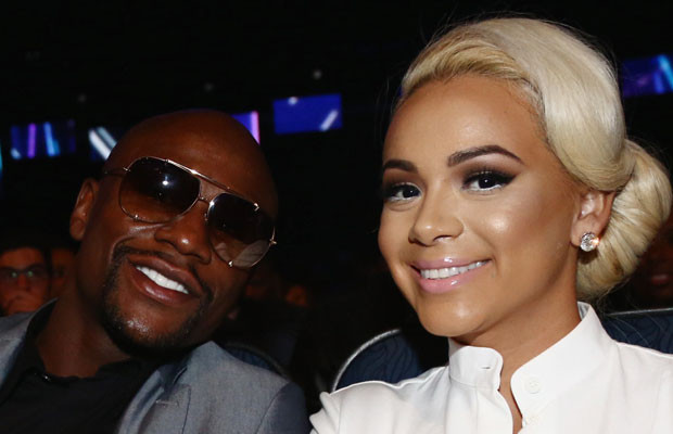 photos check out floyd mayweather s sexy girlfriend   naibuzz